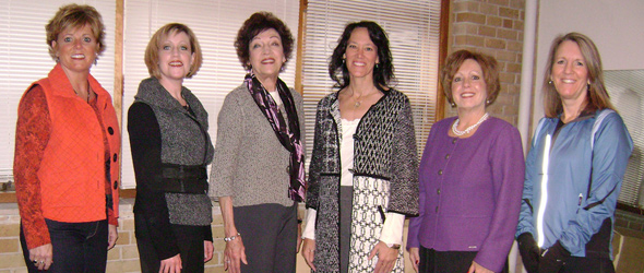 Group of women at Our Savior's Lutheran Church