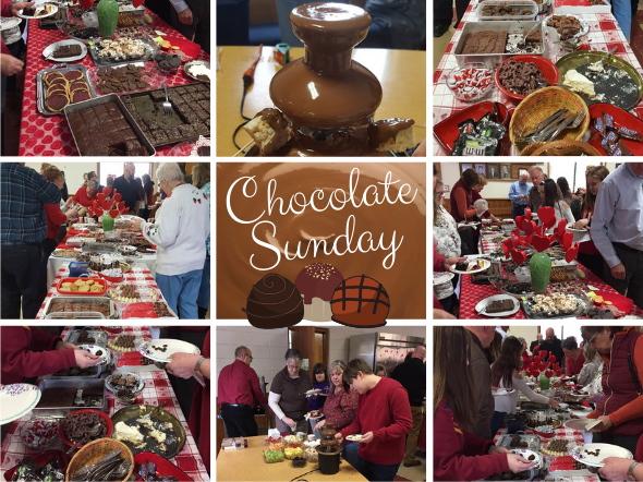 Chocolate Sunday 2019