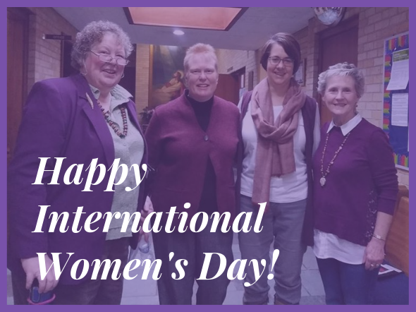 Happy International Women's Day! WEB